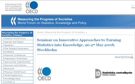 Seminar Stockholm