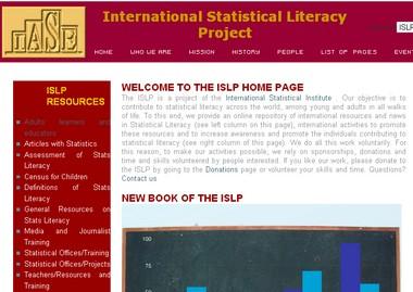 ISLP Homepage