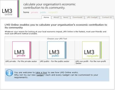 lm3 calculate impact