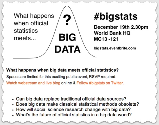 Big Open Public Official Data – What's next?