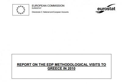 Eurostat 2010 Visit to Greece Report