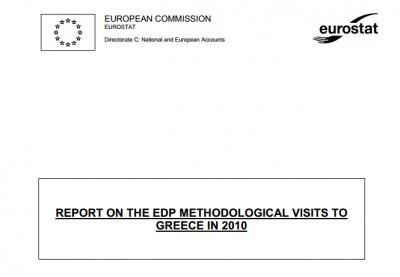 Eurostat 2010 Visit to Greece Report