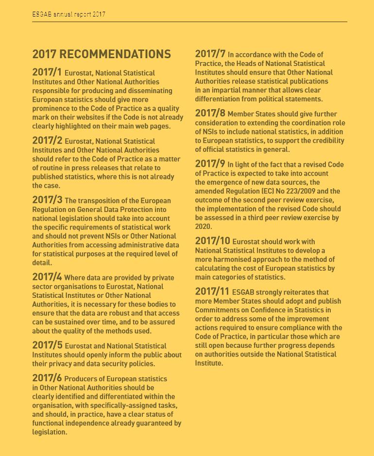 ESGAB-Recommendations-2017